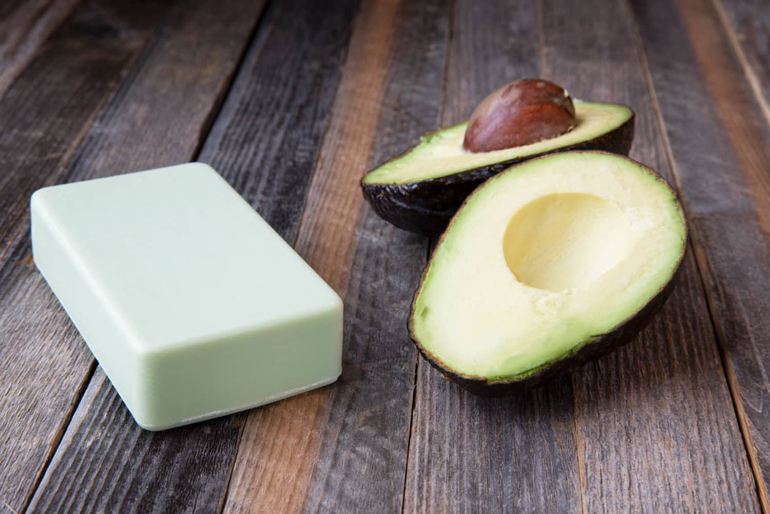 why you should use avocado soap