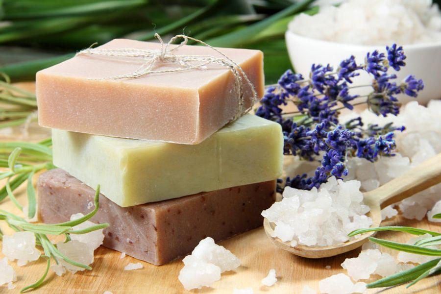 How To Make Lemongrass Soap