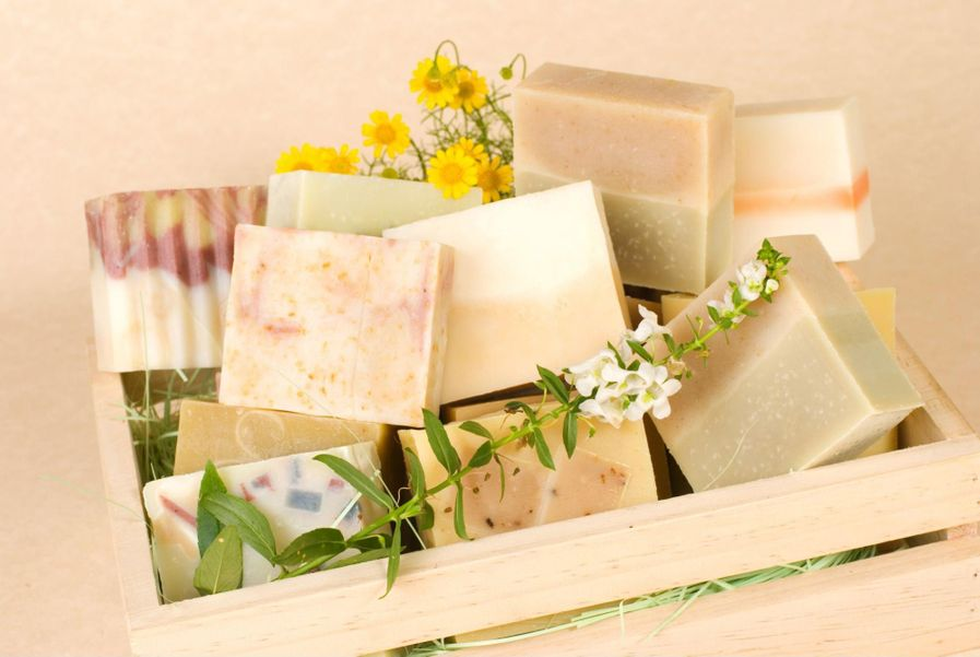 Why Natural Soap Is Better For You